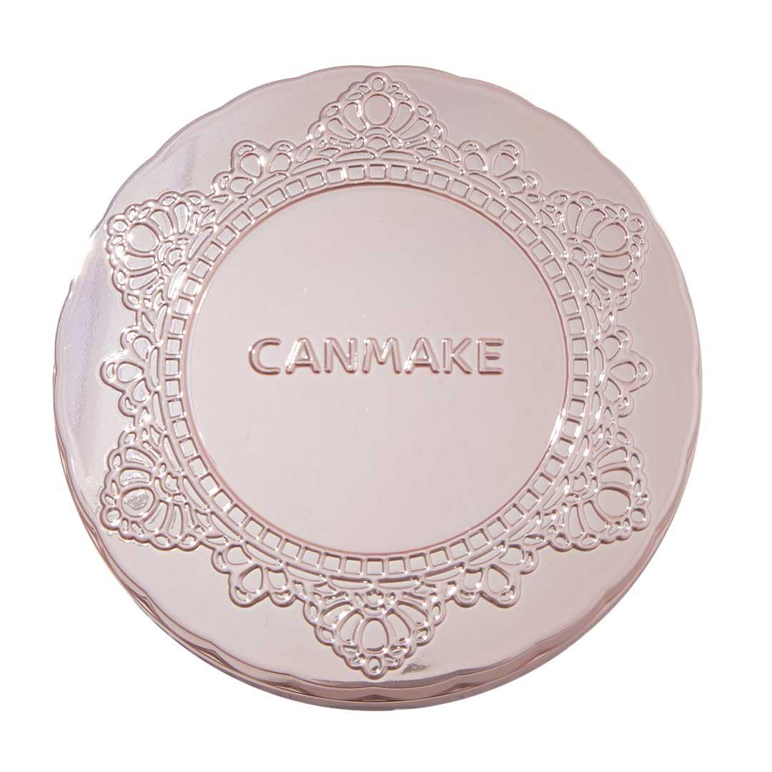 ひと塗りで透明感あふれる肌へ、CANMAKE(キャンメイク)『トランスペアレントフィニッシュパウダー SA シャイニーアクアマリン』の使用感をレポ!に関する画像4