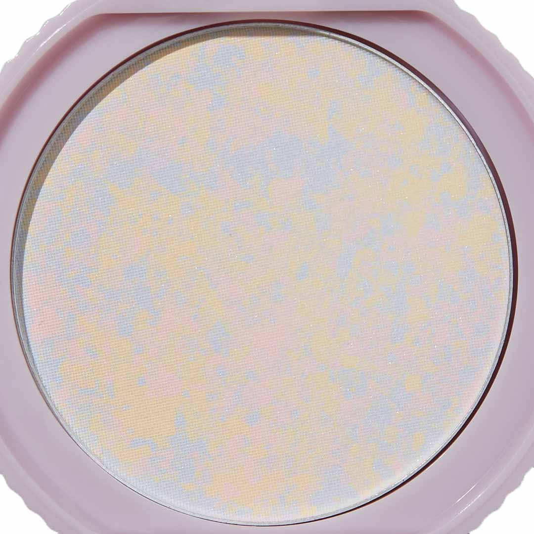 ひと塗りで透明感あふれる肌へ、CANMAKE(キャンメイク)『トランスペアレントフィニッシュパウダー SA シャイニーアクアマリン』の使用感をレポ!に関する画像7
