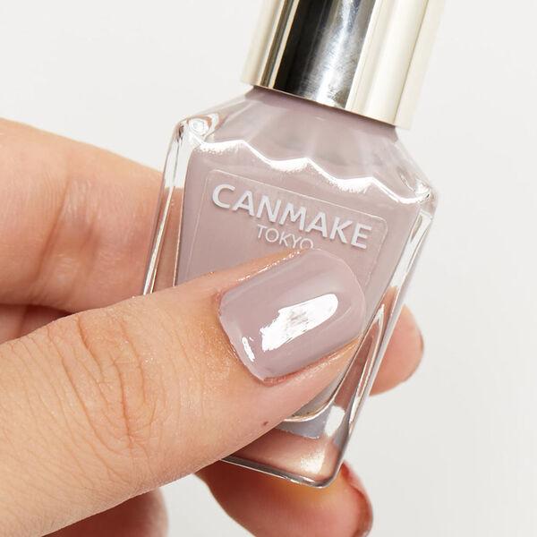ニュアンスカラーがおしゃれなCANMAKE(キャンメイク)『カラフルネイルズ N10 ペールラベンダー』の使用感をレポ!に関する画像7