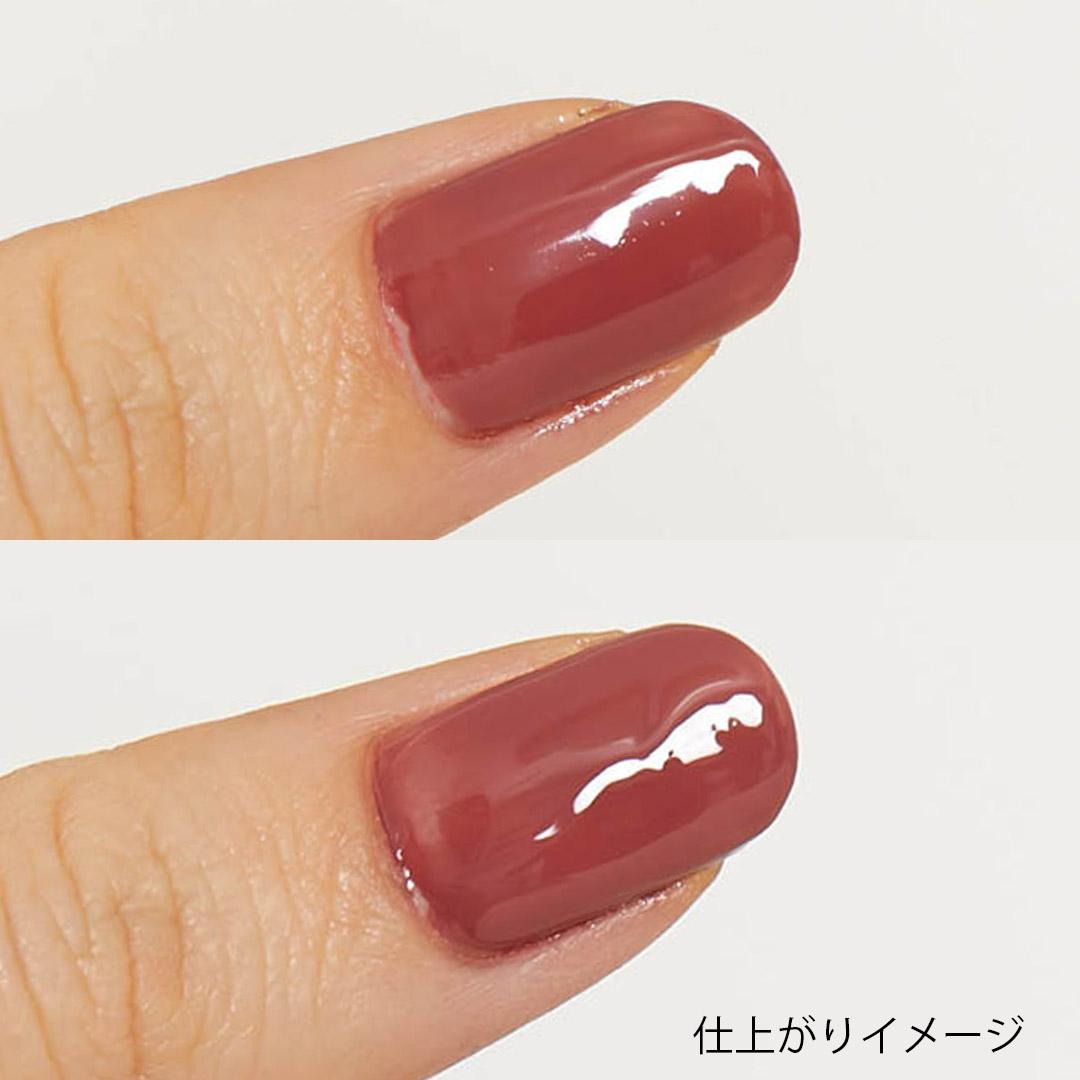 爪を保護するCANMAKE(キャンメイク)『カラフルネイルズ NNH ネイルハードナー』をご紹介に関する画像9