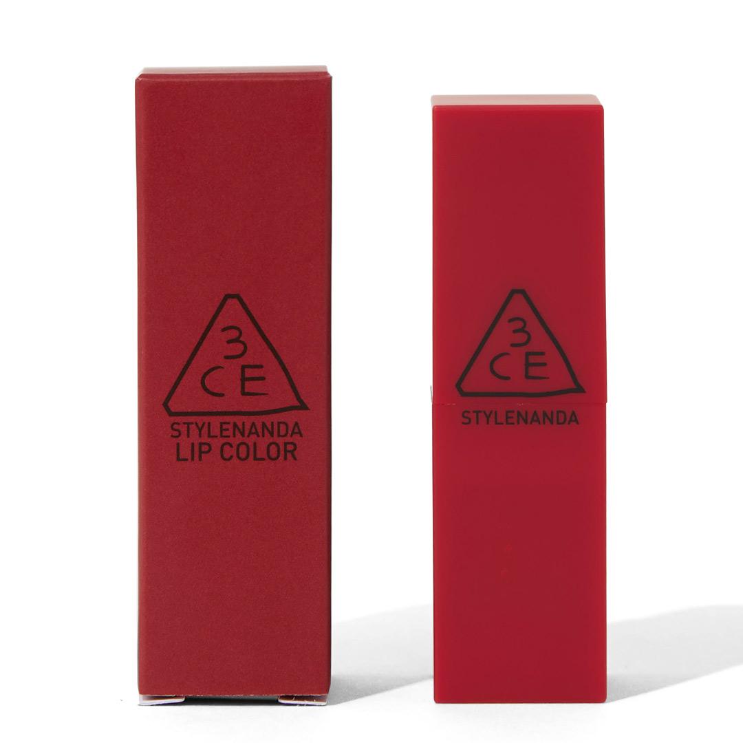ピンクと赤のいいとこ取りマットリップ 『レッドレシピ マットリップカラー 213 フィグ』をご紹介に関する画像1