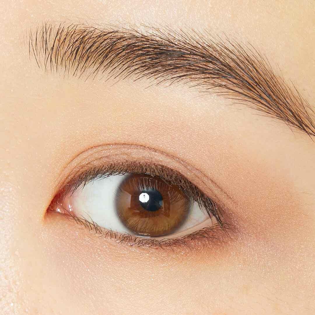 肌にやさしいナチュラグラッセの『アイカラーパレット 05 ブラウンベージュ』の使用感レポに関する画像10