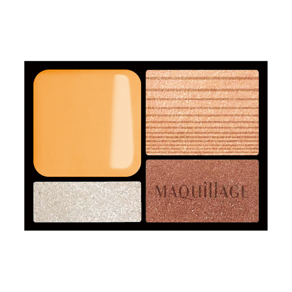 ドラマティックスタイリングアイズD OR311 オランジェットの鮮やかなオレンジブラウンで立体的な目元にに関する画像13
