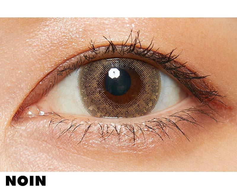 透き通るようなリアルハーフカラコン!『LIL MOON(リルムーン)クリームベージュ』をご紹介に関する画像4