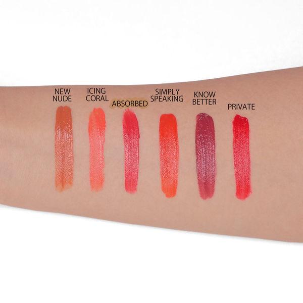 ピンクみのあるレッドカラーのリップティントで血色感をさらにプラス!に関する画像4