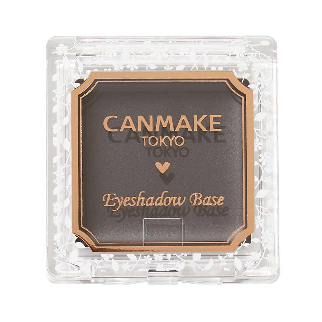 CANMAKE(キャンメイク)『アイシャドウベース ブラックヴェール』の使用感をレポ!に関する画像1