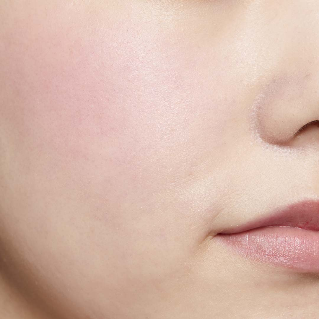 鮮やか発色で色持ちも◎ 透明感あふれる肌を演出するヴァイオレットチークに関する画像19