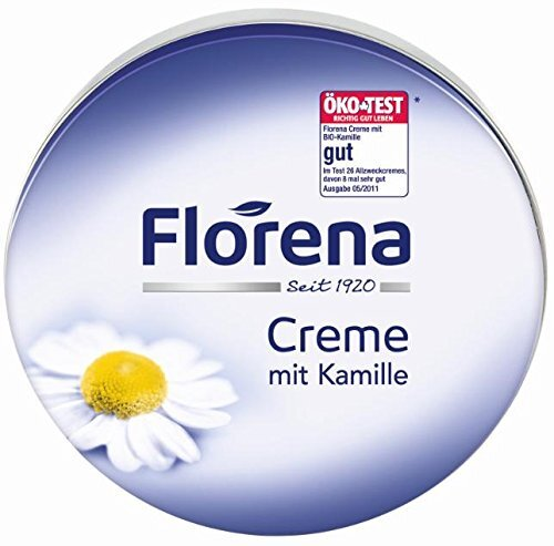 全身に使えるFlorena(フロレナ)『クリーム缶 カモミール』のご紹介に関する画像1