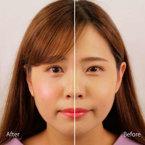 Makeup Revolution(メイクアップレボリューション)ブラッシングハート キャンディークイーン 3つのカラーがブレンドされたチークで立体的なツヤ感ほっぺに!に関する画像7