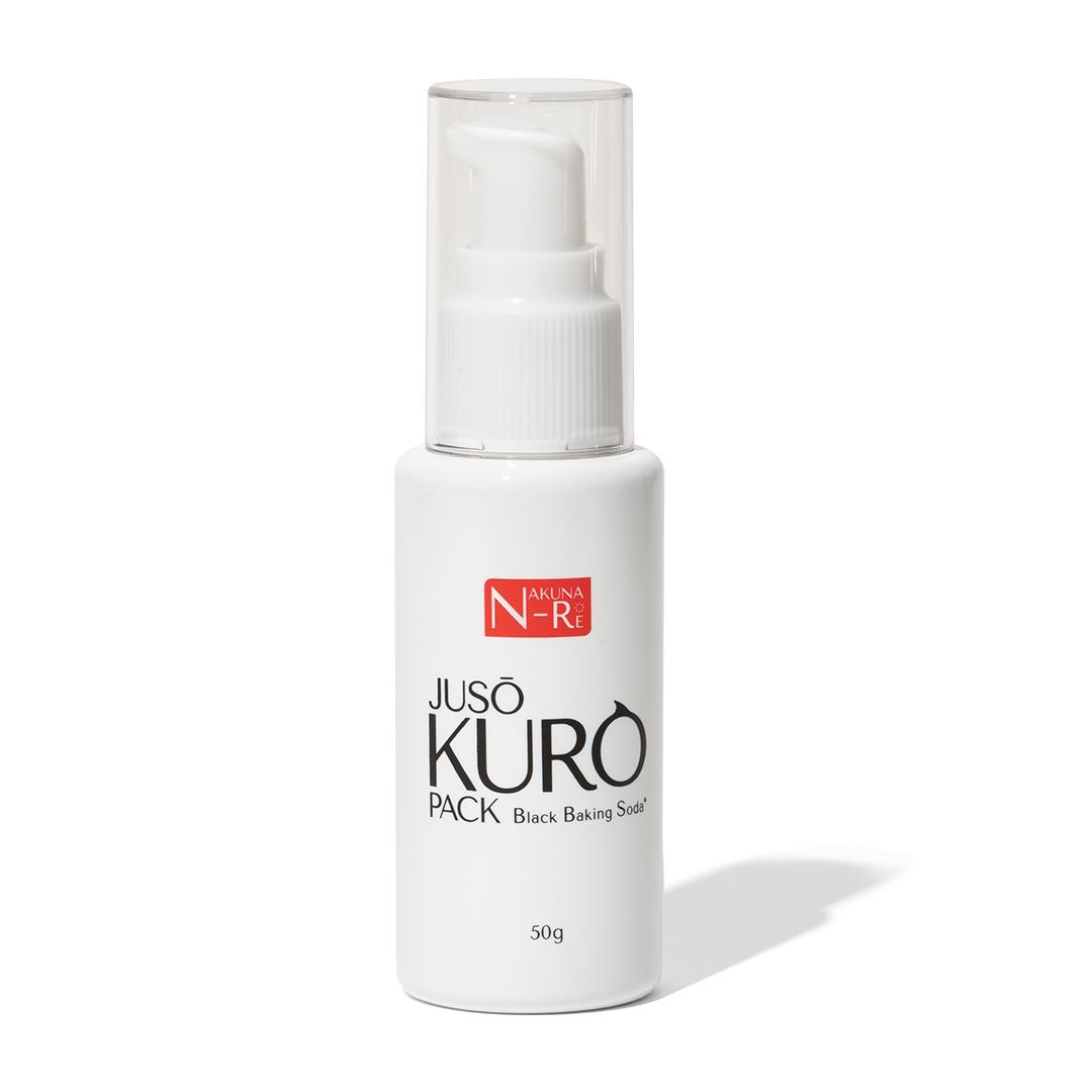 炭酸泡の力で小鼻の黒ずみスッキリ! JUSO KURO PACKをご紹介に関する画像6