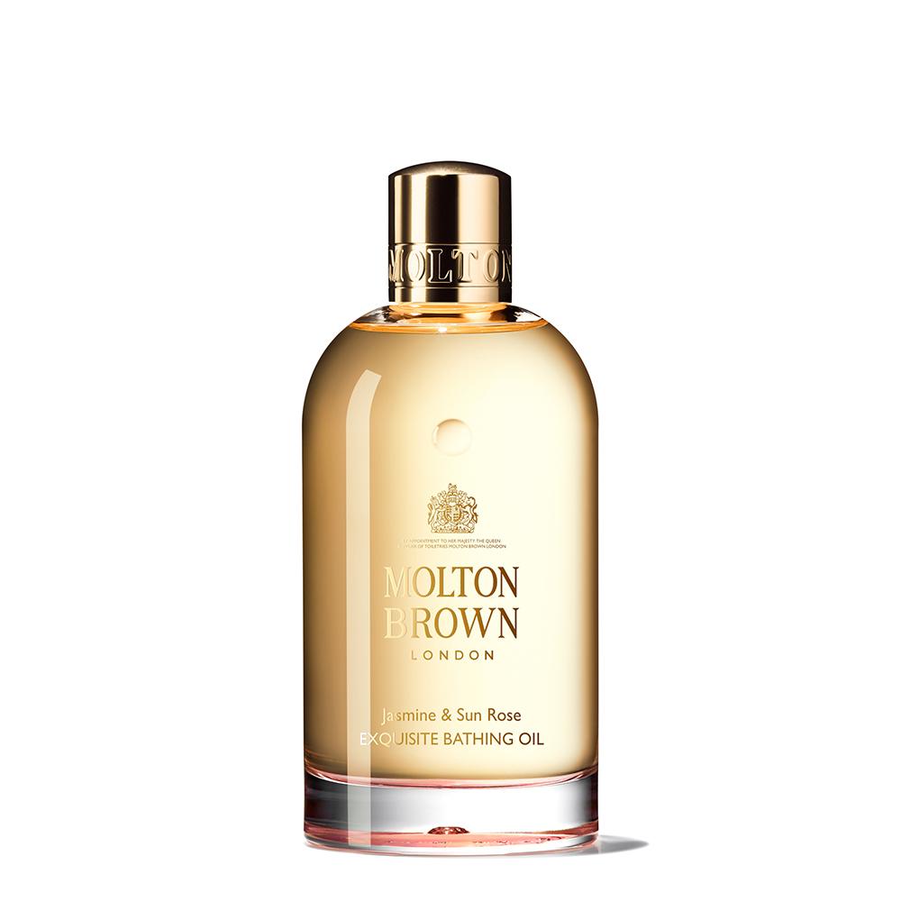 モルトンブラウン『ジャスミン&サンローズ ベージングオイル』の使用感をレポに関する画像1