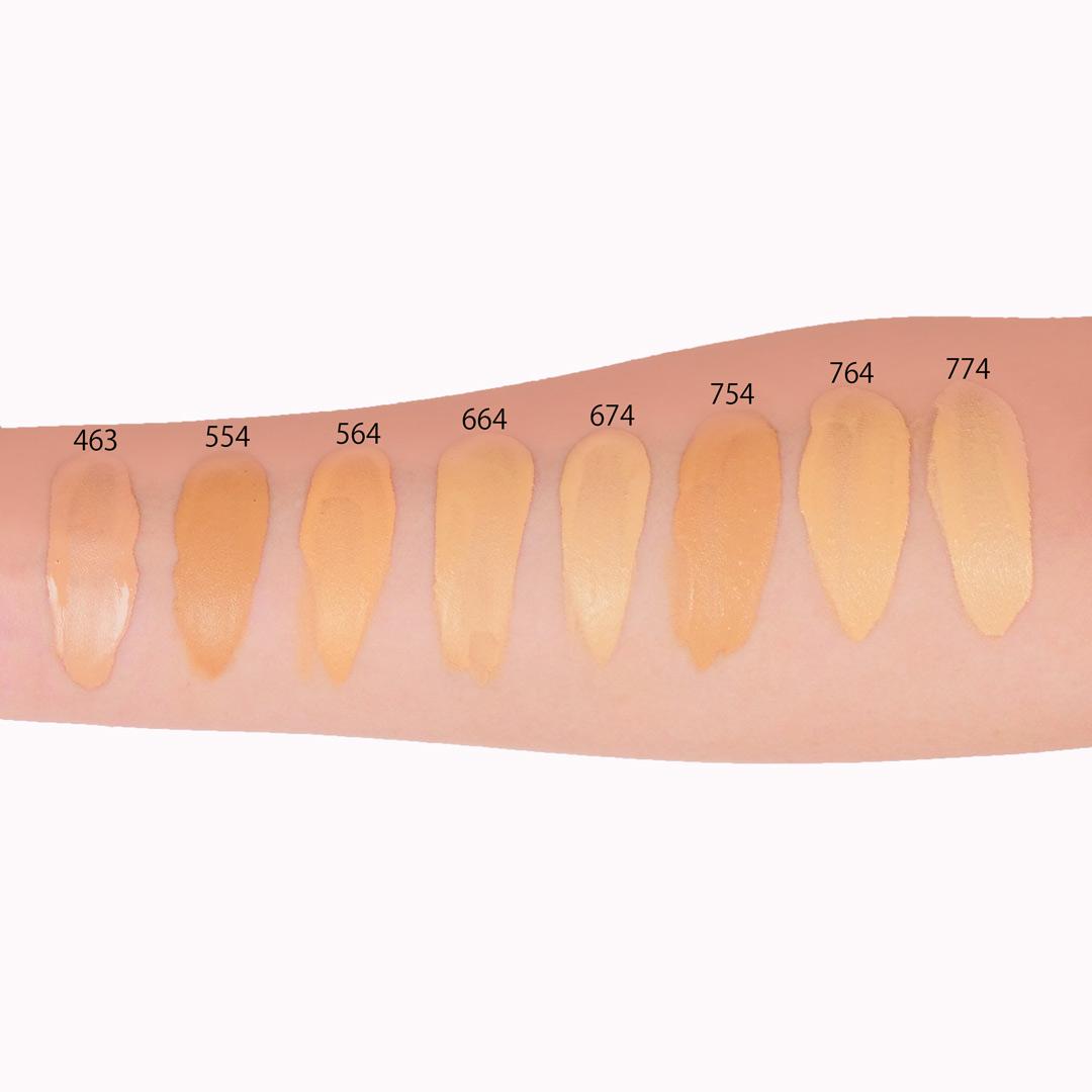 圧倒的なカバー力と素肌のような仕上がりを兼ね備えたシュウウエムラ アンリミテッドラスティングフルイドに関する画像7