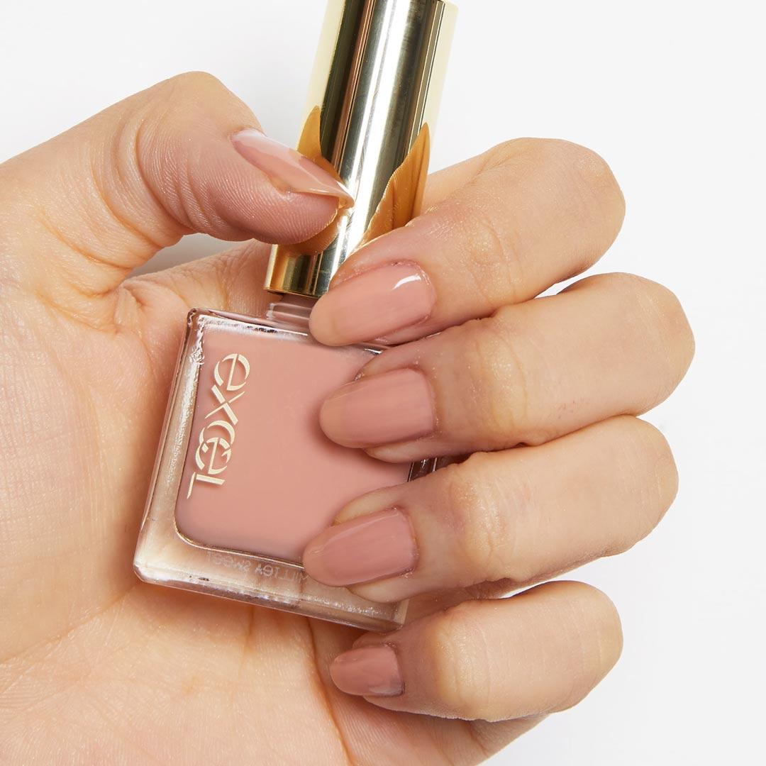 手が綺麗に見える!?使いやすいニュアンスカラーでお洒落な指先に! 透明感のあるブラウンカラー、アールグレイをご紹介に関する画像18