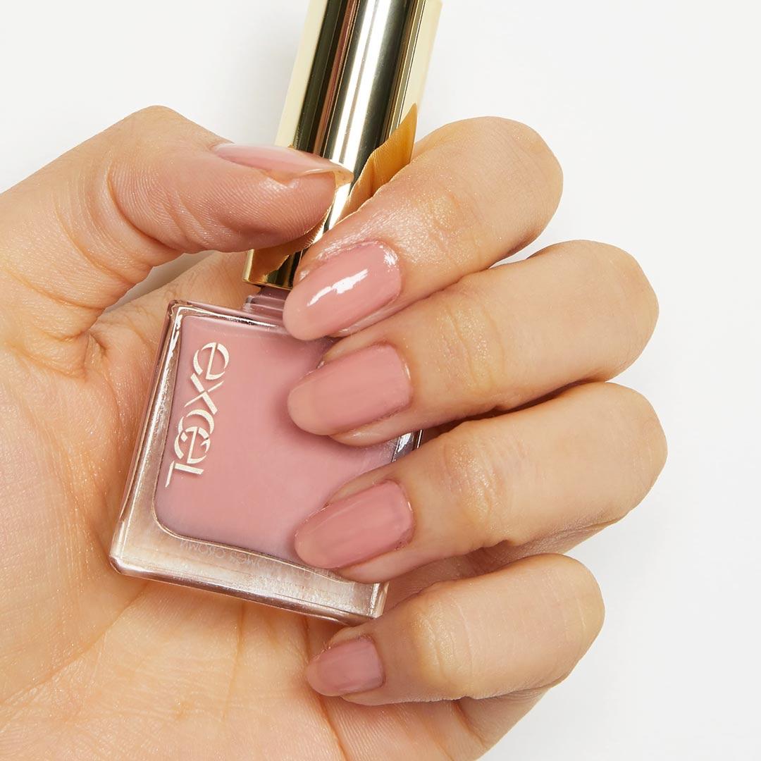 手が綺麗に見える!?使いやすいニュアンスカラーでお洒落な指先に! 透明感のあるブラウンカラー、アールグレイをご紹介に関する画像21