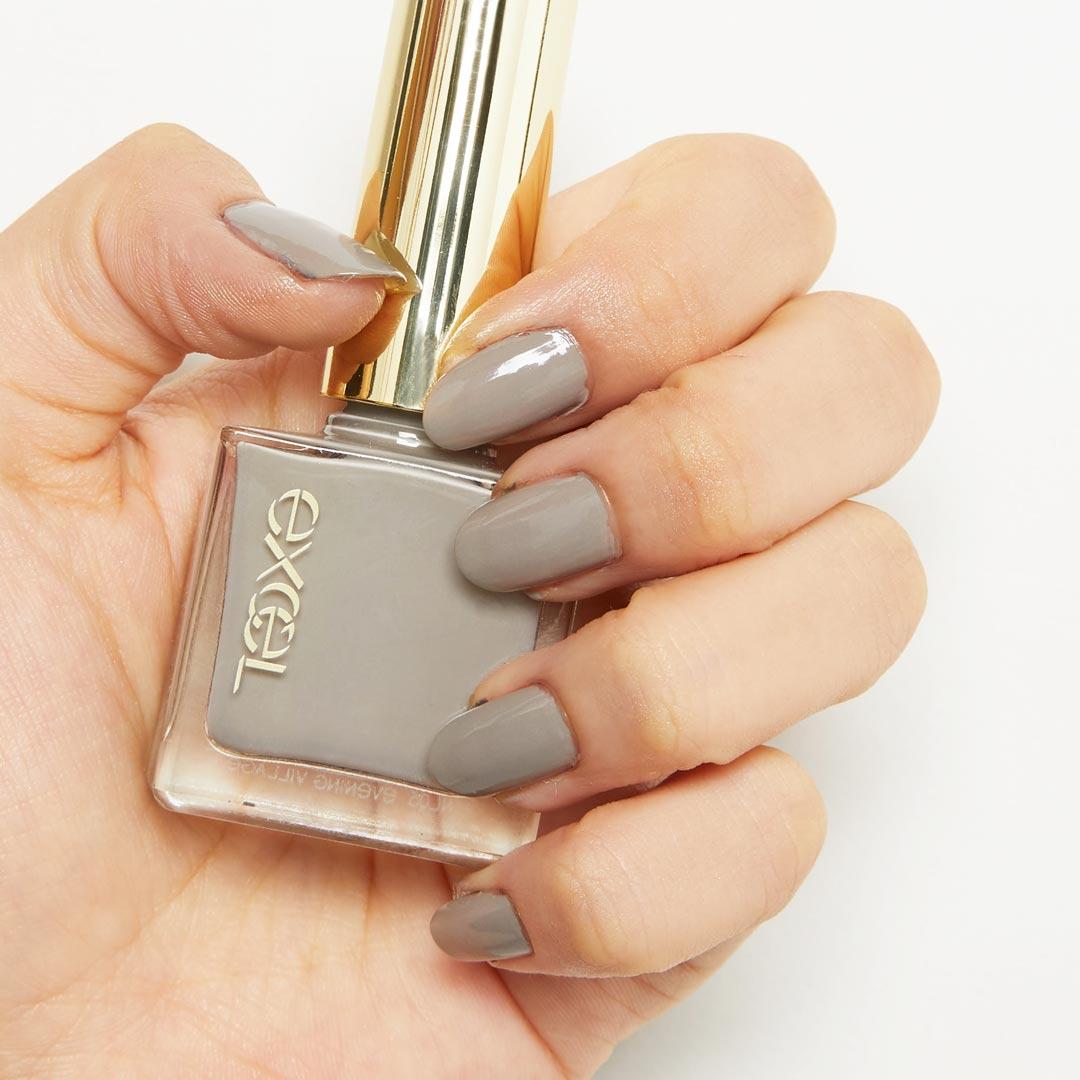 手が綺麗に見える!?使いやすいニュアンスカラーでお洒落な指先に! 透明感のあるブラウンカラー、アールグレイをご紹介に関する画像30