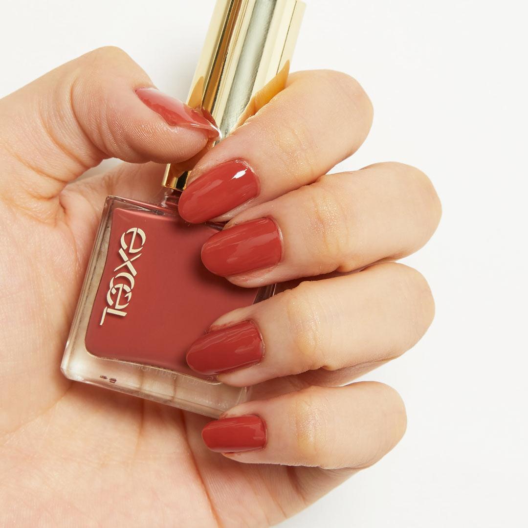 手が綺麗に見える!?使いやすいニュアンスカラーでお洒落な指先に! 透明感のあるブラウンカラー、アールグレイをご紹介に関する画像39