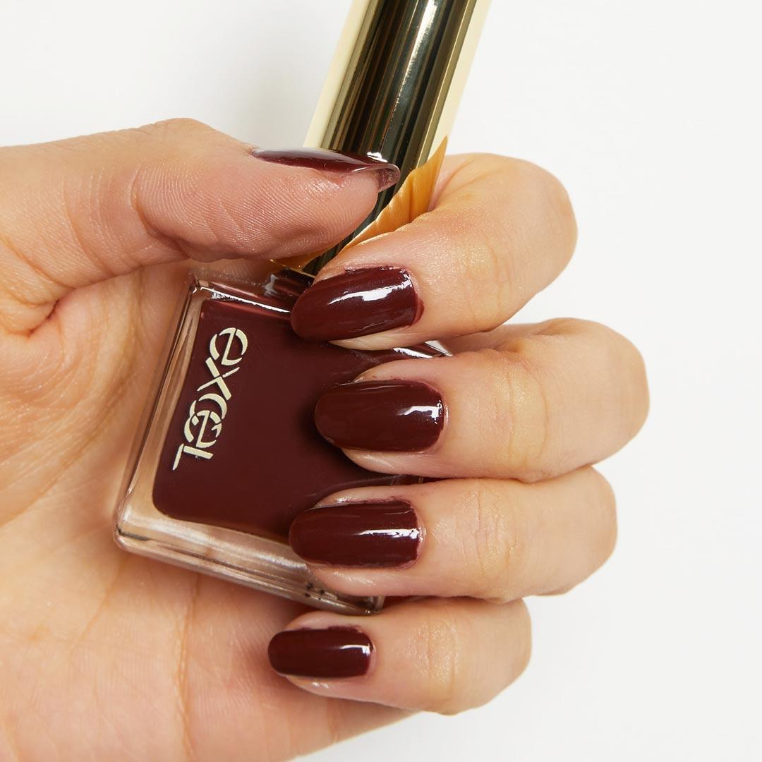 手が綺麗に見える!?使いやすいニュアンスカラーでお洒落な指先に! クールな印象のイブニングヴィレッジをご紹介に関する画像45