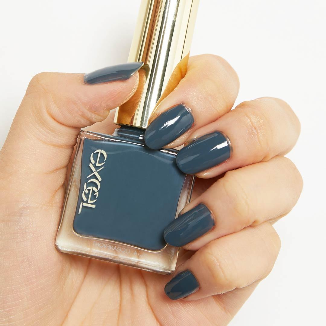 手が綺麗に見える!?使いやすいニュアンスカラーでお洒落な指先に! クールな印象のイブニングヴィレッジをご紹介に関する画像48