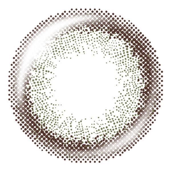 洗練された印象のTiary eyes(ティアリーアイズ)『ティアリーアイズ 1日使い捨て シアーオリーブ』をご紹介に関する画像9