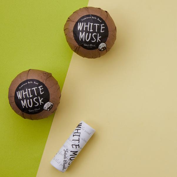サボン系の爽やかさとホワイトフローラルのほのかな甘さのフレグランススティックに関する画像1