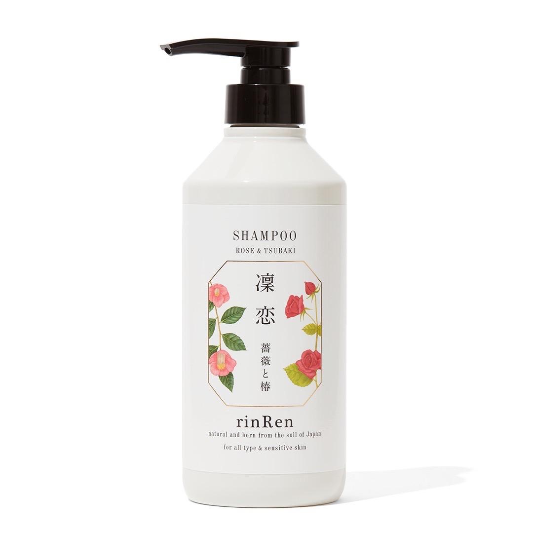 芳醇なローズの香り!国産植物由来成分でしっとりまとまる髪に導く無添加シャンプーに関する画像6