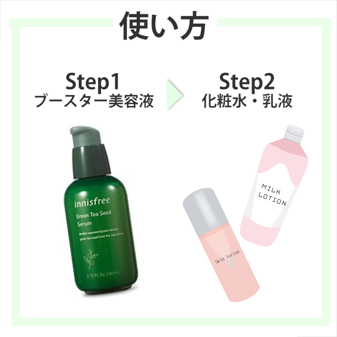 選び抜かれた緑茶葉成分をたっぷり使ってふっくら美肌に 人気のブースター美容液に関する画像11