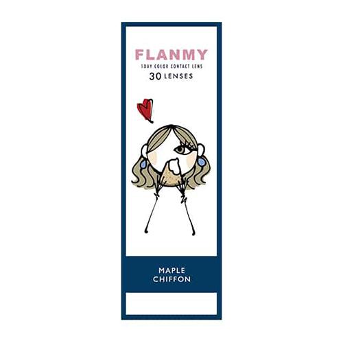 こっそり叶う、オトナ可愛い瞳へ!『FLANMY(フランミー)メープルシフォン』をご紹介♡に関する画像1
