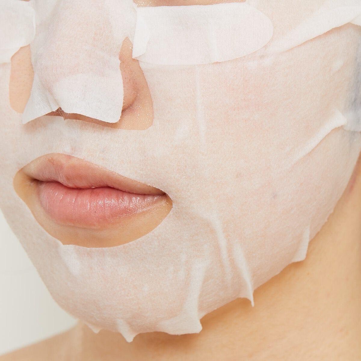 3分間の時短ケア、QUALITY 1ST(クオリティファースト)『オールインワンシートマスク グランホワイト』の使用感をレポに関する画像10