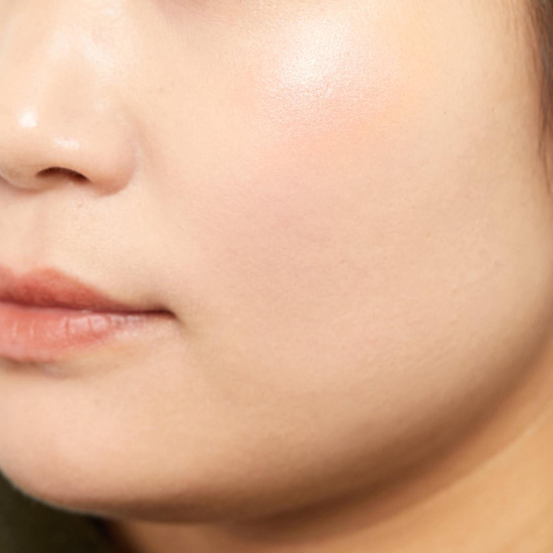 テクニックいらずのツヤグラデチーク Fujiko(フジコ)の『チョークチーク 01 ローズライト』をご紹介に関する画像21