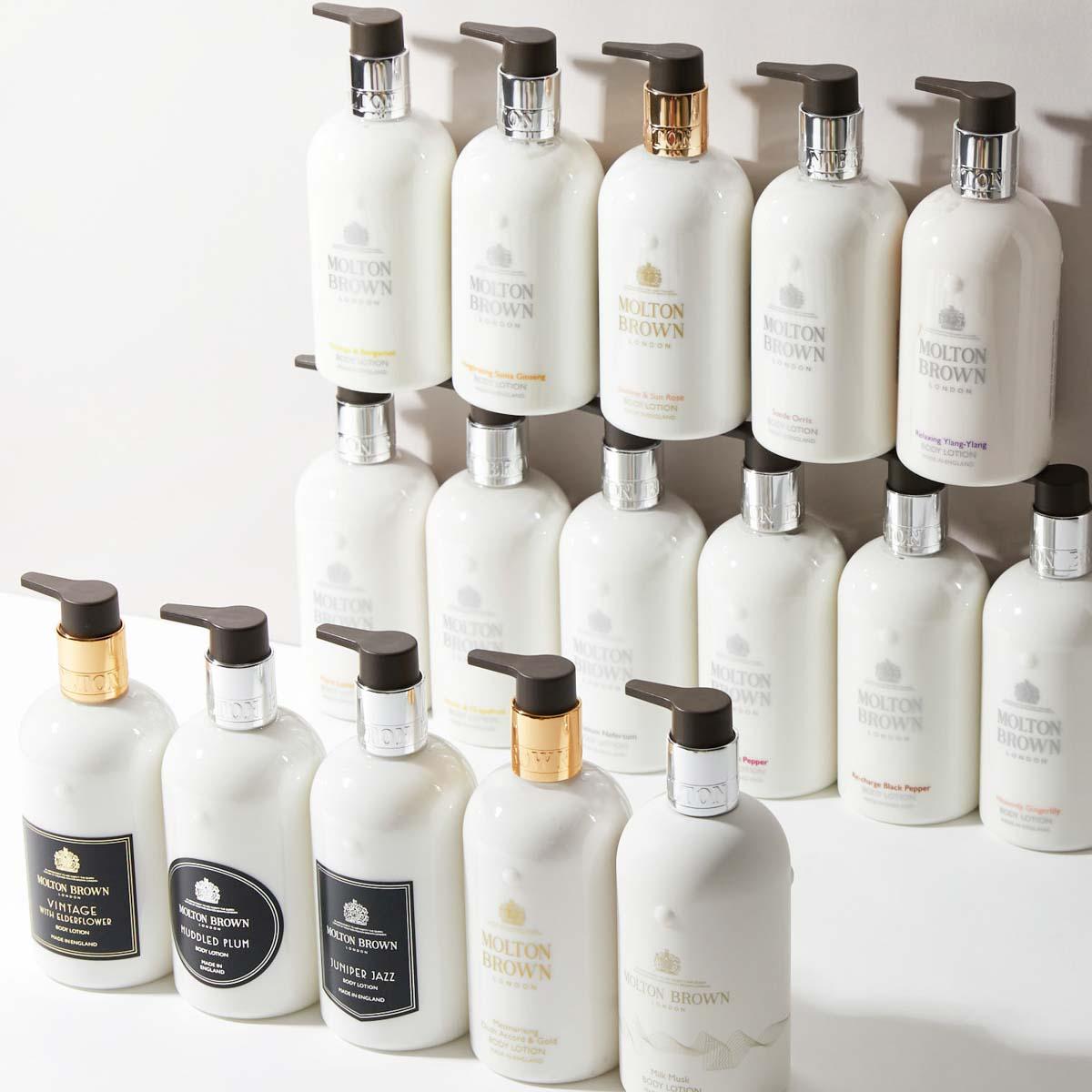 知的で品のあるセンシュアルな香り。モルトンブラウン『スエード オリス ボディローション』をご紹介に関する画像12