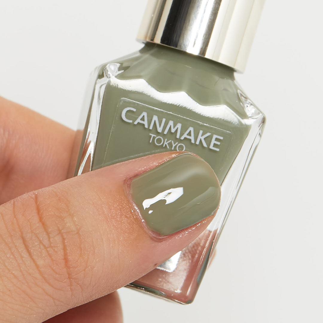 CANMAKE(キャンメイク)『カラフルネイルズ N26 レディカーキ』の使用感をレポに関する画像7