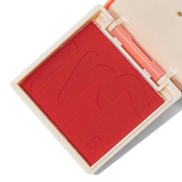 アイムミミ マルチキューブ 002オールアバウトアップルレッド コンパクトさで大人気!色気溢れるレッド系パレットに関する画像28