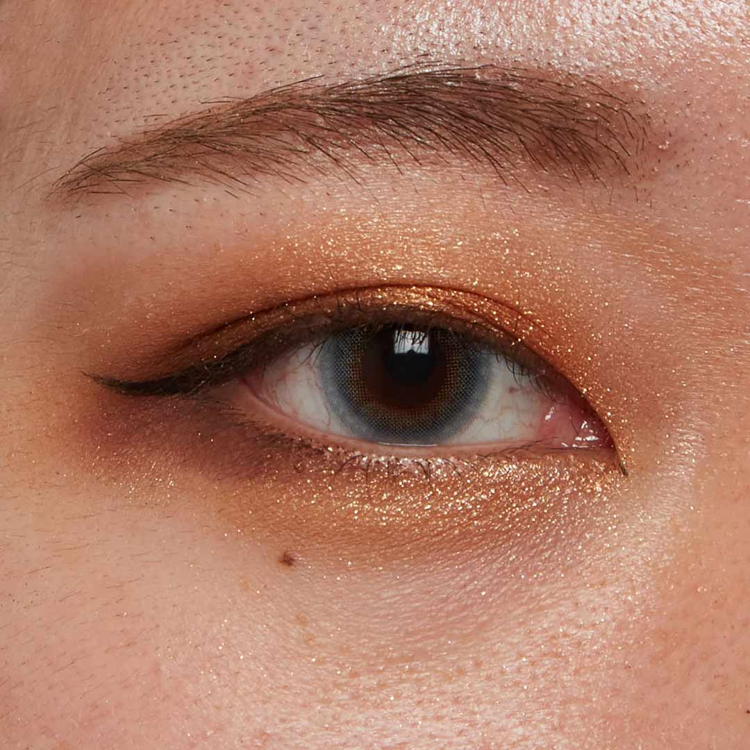 ナチュラルなピンクブラウンであざと可愛い瞳に!に関する画像9