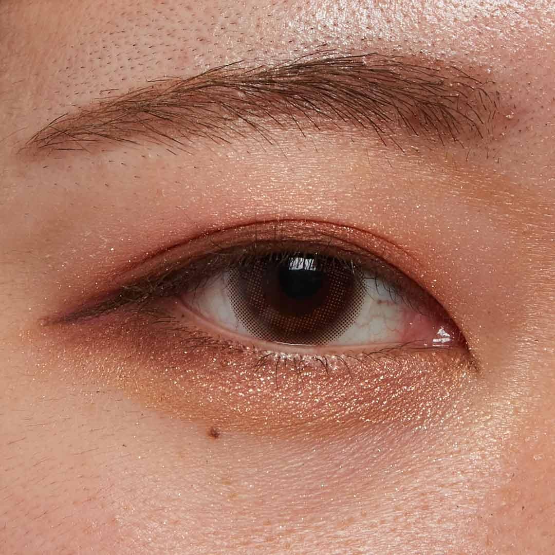 ナチュラルなピンクブラウンであざと可愛い瞳に!に関する画像6