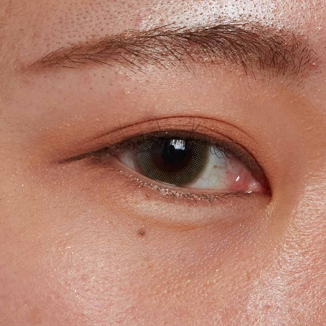 ナチュラルなピンクブラウンであざと可愛い瞳に!に関する画像18