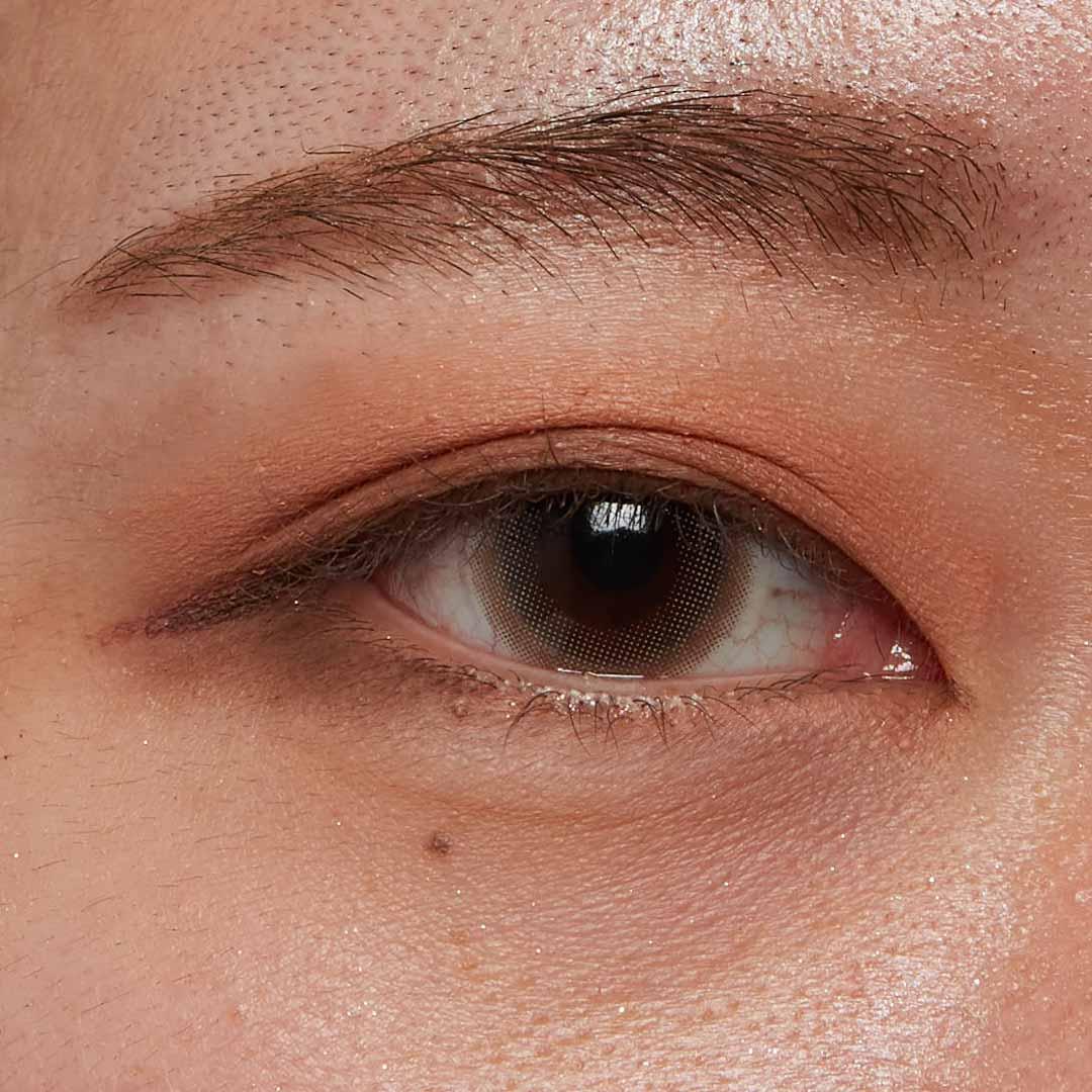 ナチュラルなピンクブラウンであざと可愛い瞳に!に関する画像21