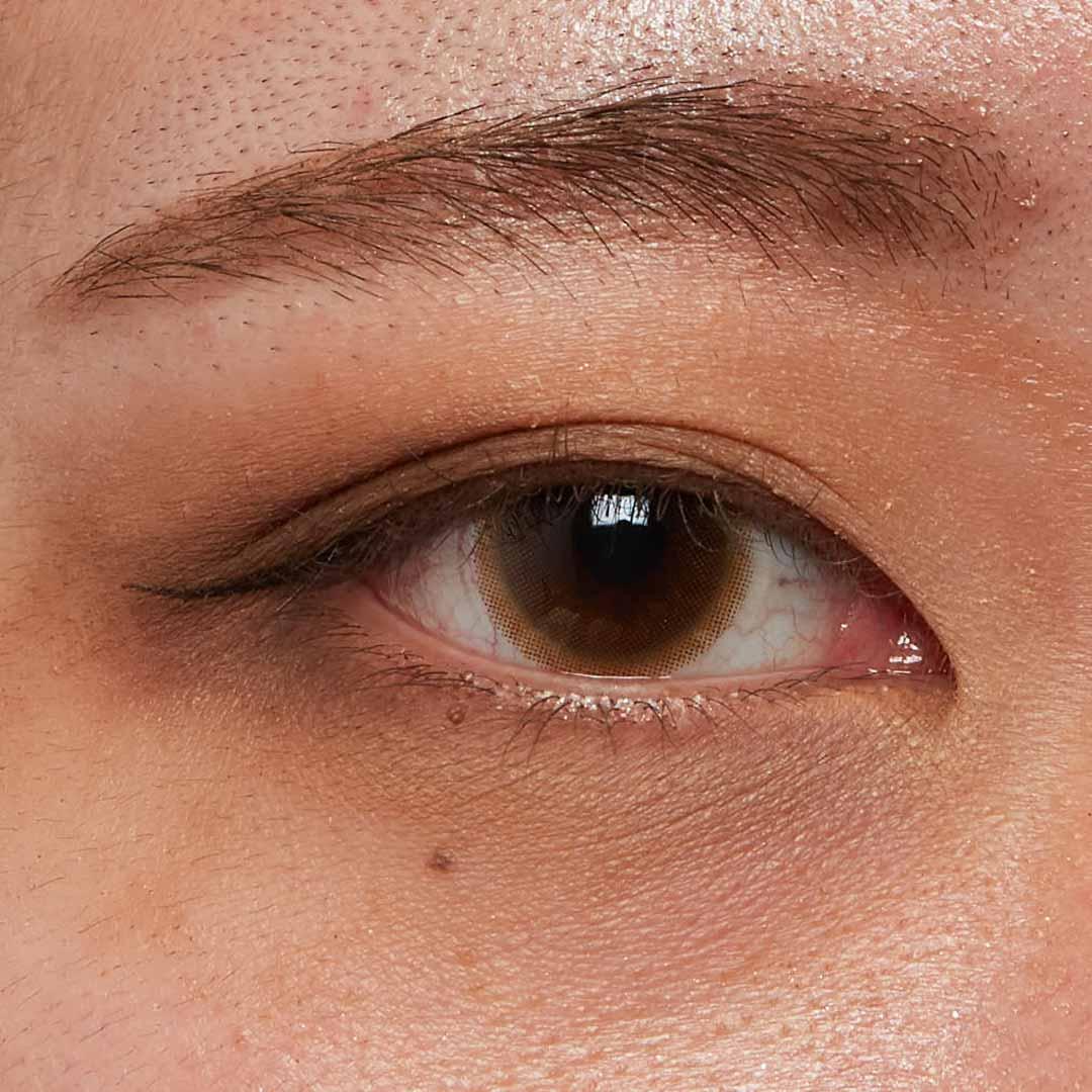ナチュラルなピンクブラウンであざと可愛い瞳に!に関する画像15