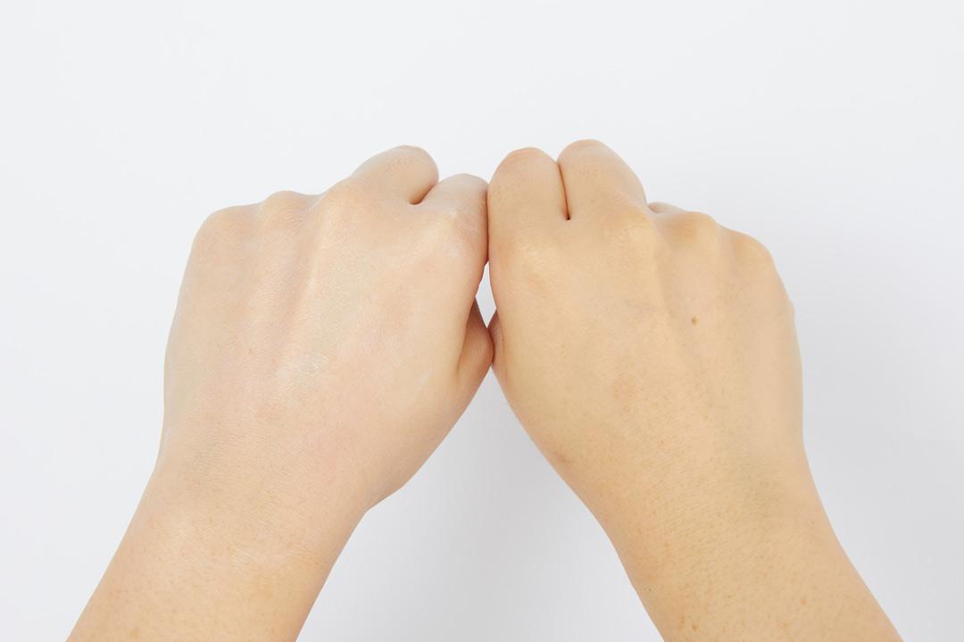 肌の3大お悩み「乾燥・色むら・くすみ」を解決!美容液生まれのボリカくずれ防止美容液ケアベースに関する画像4