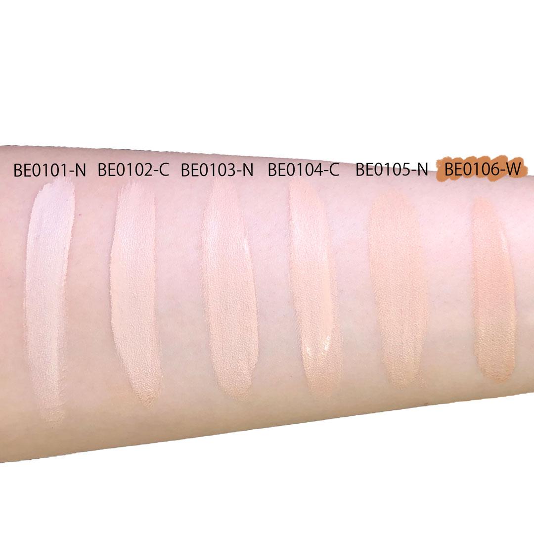 健康的な肌色の方。つるんと「陶器肌」ファンデこちらです。に関する画像9
