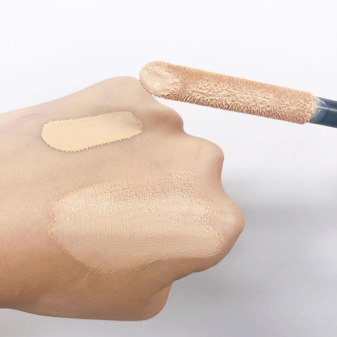 健康的な肌色の方。つるんと「陶器肌」ファンデこちらです。に関する画像12