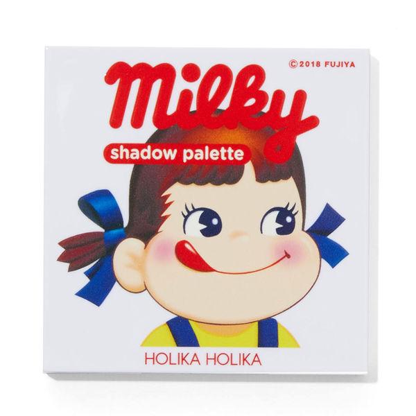 Hoirika Horika(ホリカホリカ )シャドウパレット02 ペコちゃんデザインが可愛い♡アイシャドウパレットのご紹介に関する画像7