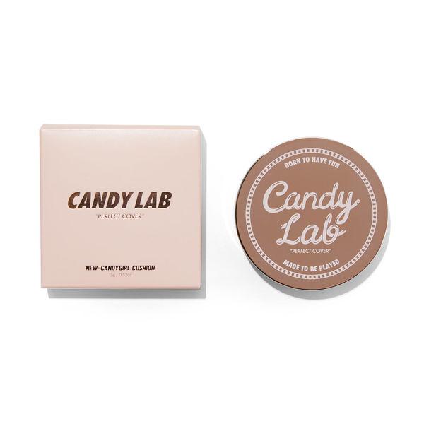 カバー力抜群でセミマットな肌に!キャンディラボのニューキャンディーガールクッションに関する画像1