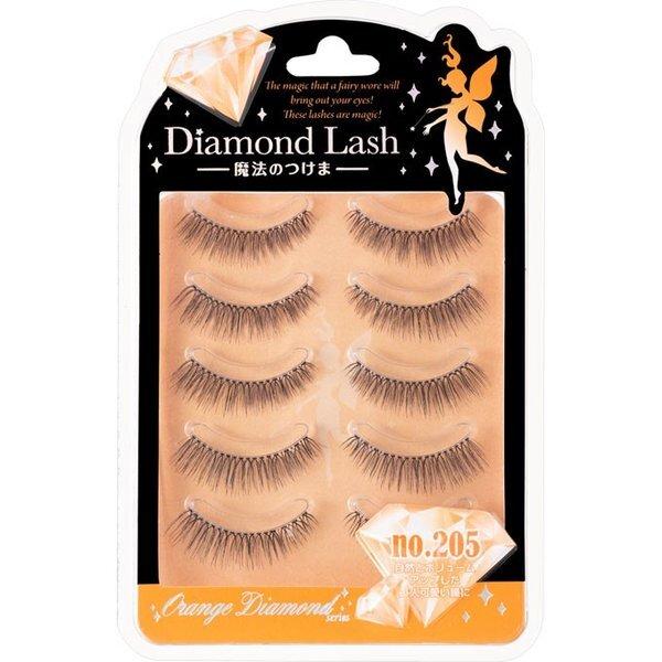 Diamond Lash(ダイヤモンドラッシュ)『ダイヤモンドラッシュ オレンジダイヤモンドシリーズ no.205』をレポに関する画像1