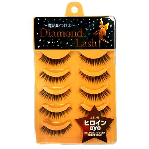 ヒロインのように輝く目元を演出! Diamond Lash(ダイヤモンドラッシュ)『ダイヤモンドラッシュ ヌーディスウィートシリーズ ヒロインeye』をレポに関する画像1