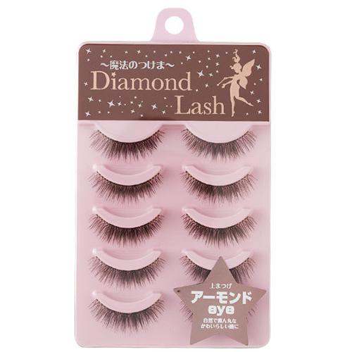 上品さとかわいさを兼ね備えたつけまつげDiamond Lash(ダイヤモンドラッシュ)『ダイヤモンドラッシュ リッチブラウンシリーズ アーモンドeye』をご紹介に関する画像1