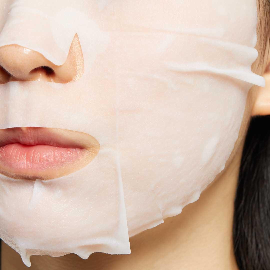 もっちりとした肌に。モウシロ 『ホワイト シートマスク』の使用感をレポに関する画像7