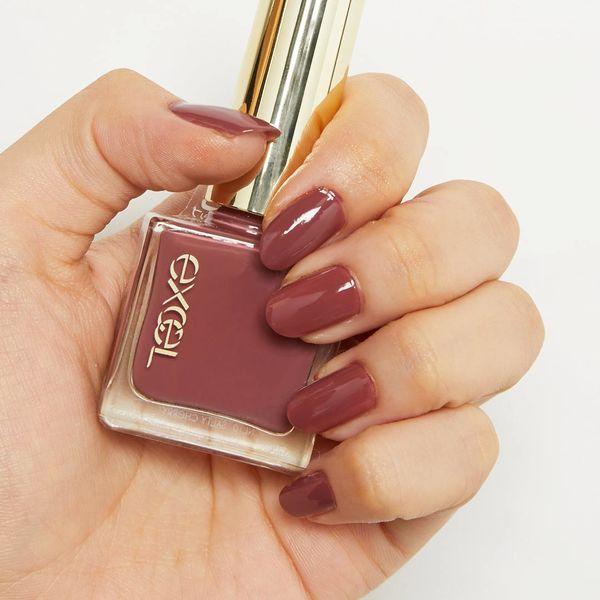 手が綺麗に見える!?使いやすいニュアンスカラーでお洒落な指先に! スモーキーなローズカラーのソルティチェリーをご紹介に関する画像13