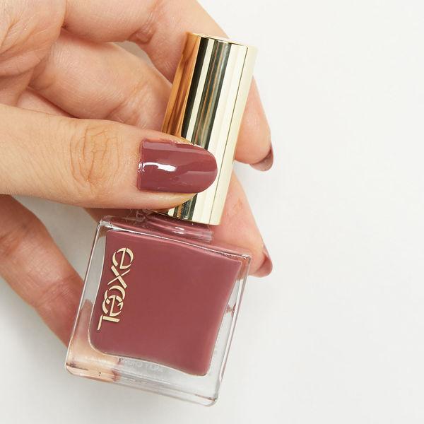 手が綺麗に見える!?使いやすいニュアンスカラーでお洒落な指先に! スモーキーなローズカラーのソルティチェリーをご紹介に関する画像12