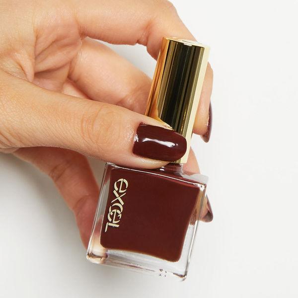 手が綺麗に見える!?使いやすいニュアンスカラーでお洒落な指先に! スモーキーなローズカラーのソルティチェリーをご紹介に関する画像54