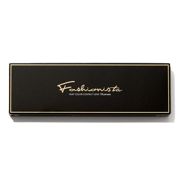 上品さが絶妙な色素薄い系カラコン ファッショニスタのヘーゼルハニーに関する画像1